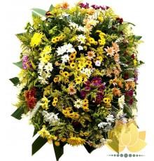 Coroa de Flor do Campo
