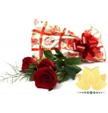 Rosas e Bombons