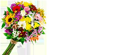 Buquê de flores naturais